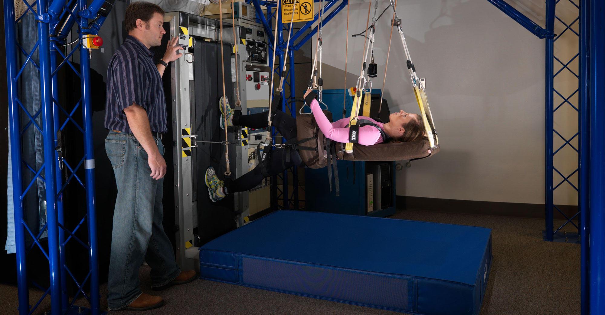 I Sprint For Exercise: NASA's iRAT Study