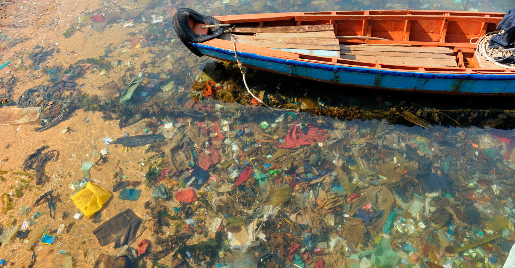 Garbage Sea