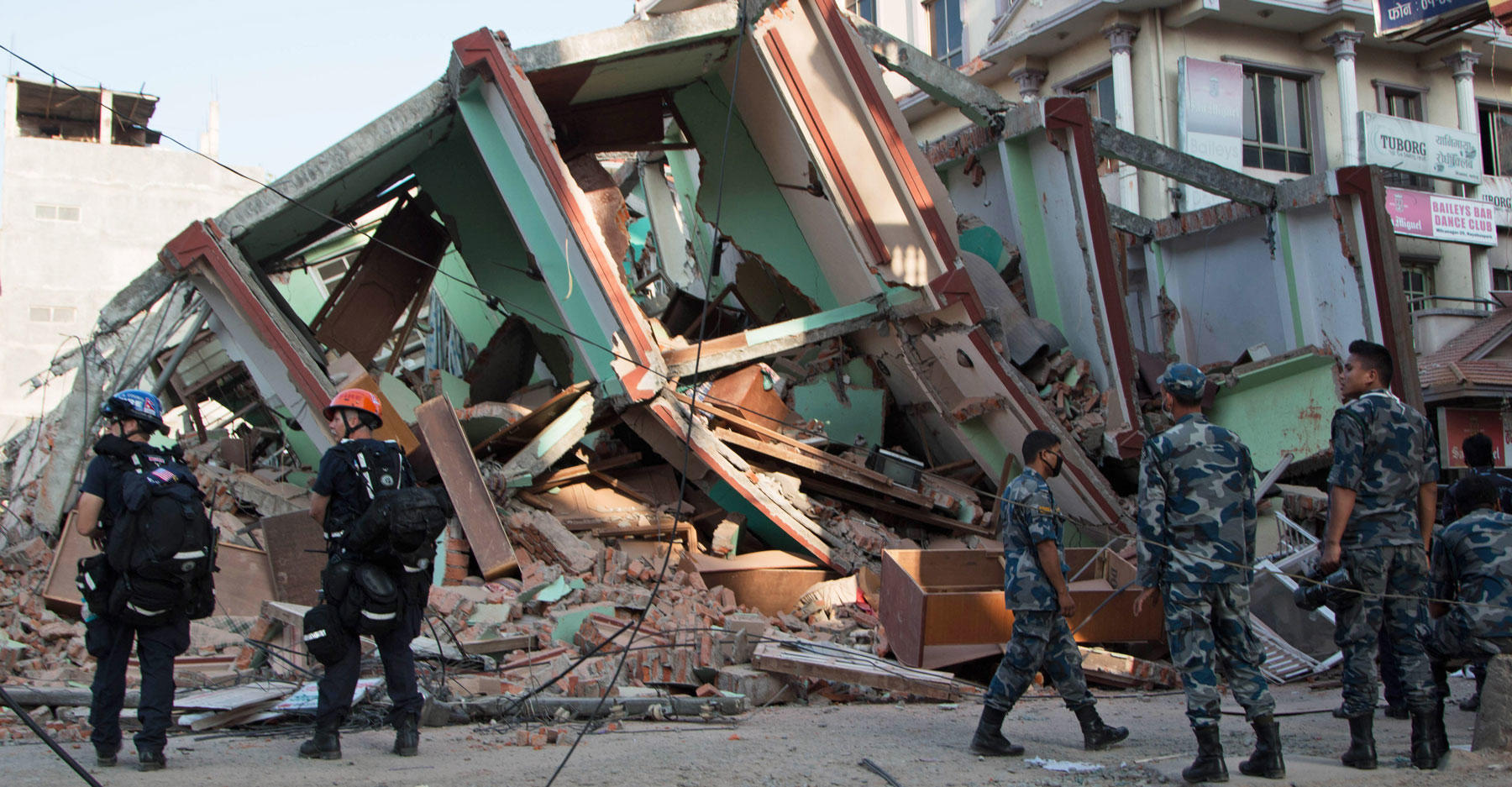 May 12 Nepal Earthquake