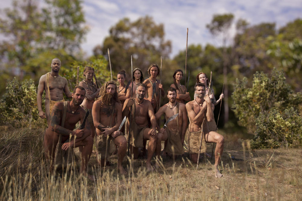Naked and afraid xl cast foto 25