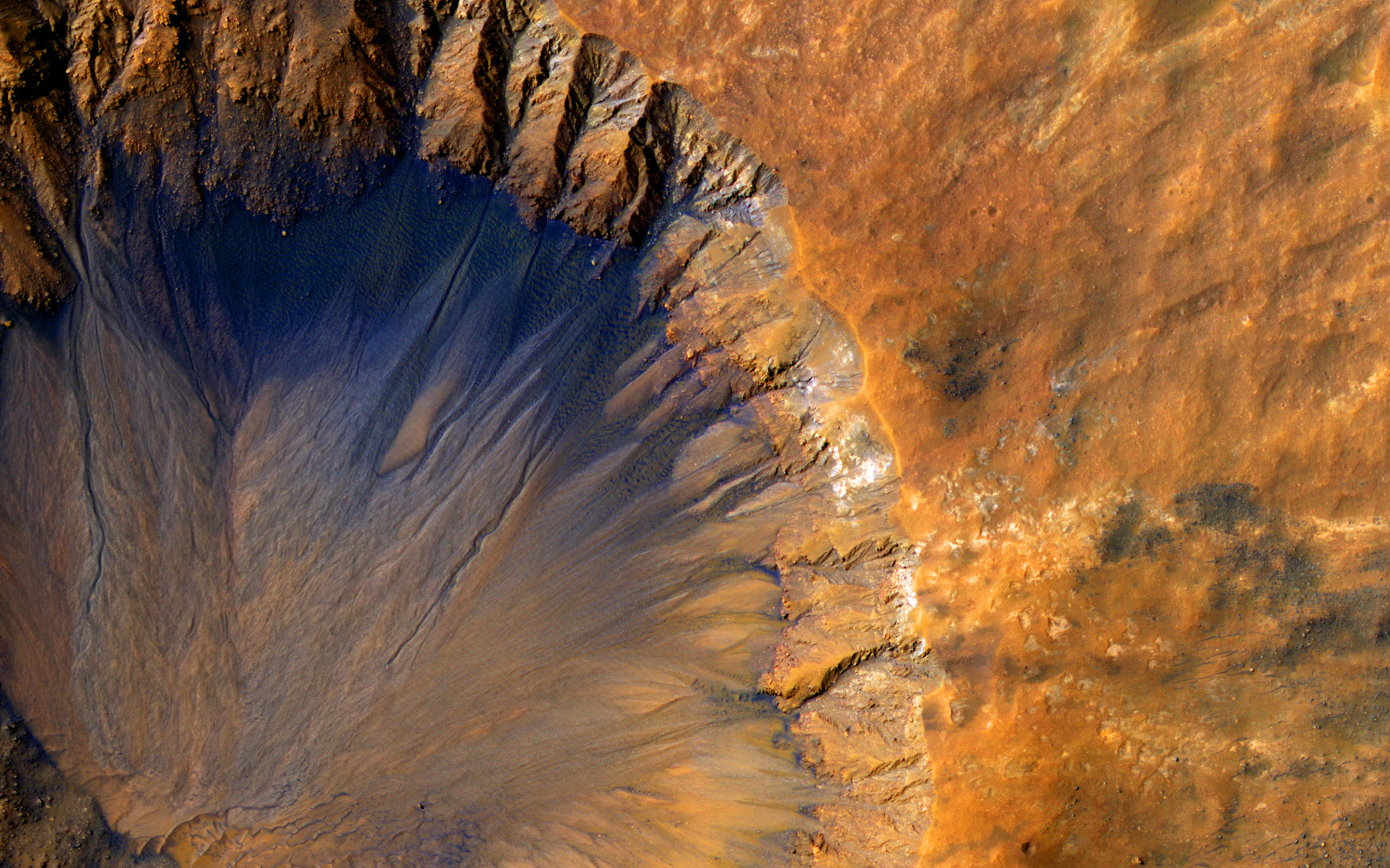impact craters nasa - photo #30