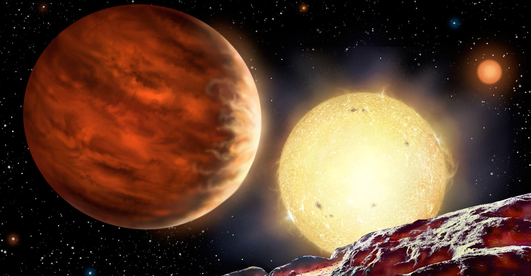 New planet WASP-142b