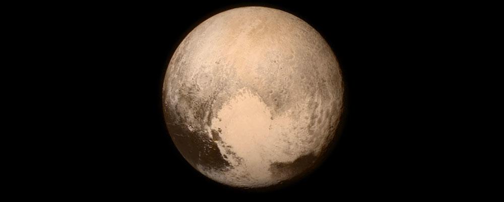 Pluto July 14
