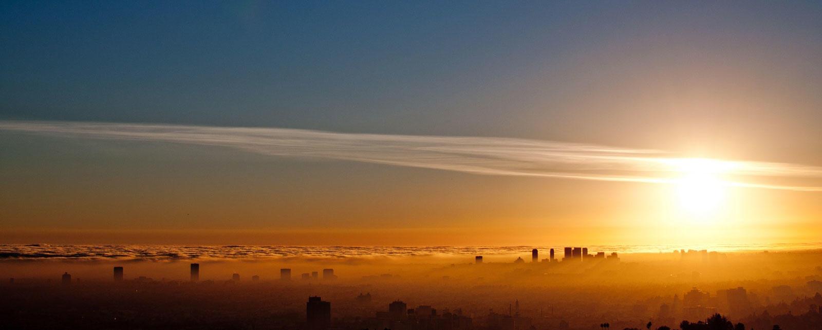 West coast smog