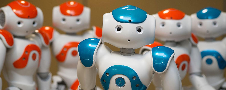 Nao robots in Australia