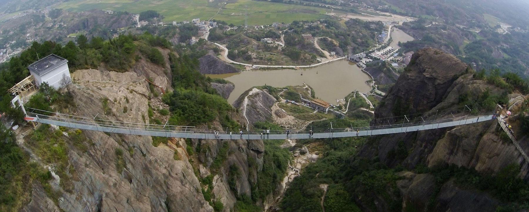 Brave Man's Bridge