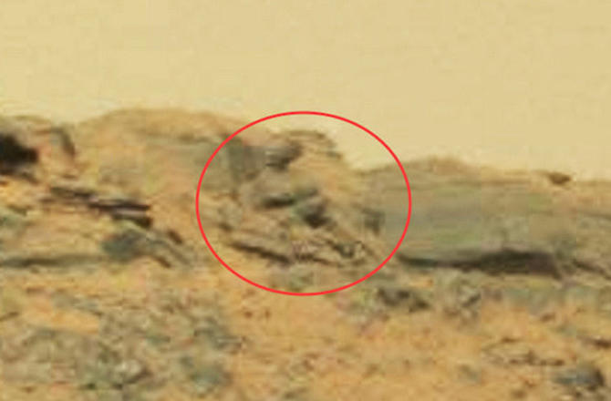 Buddha Statue Found on Mars? (Not Exactly) | Discovery ...