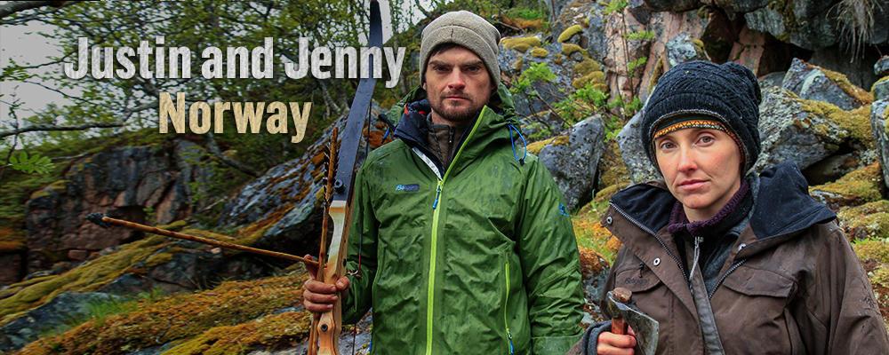 Justin and Jenny
