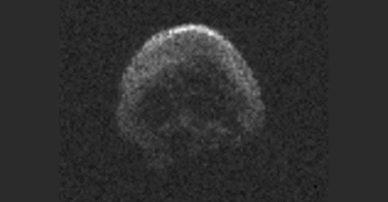 Great Pumpkin asteroid