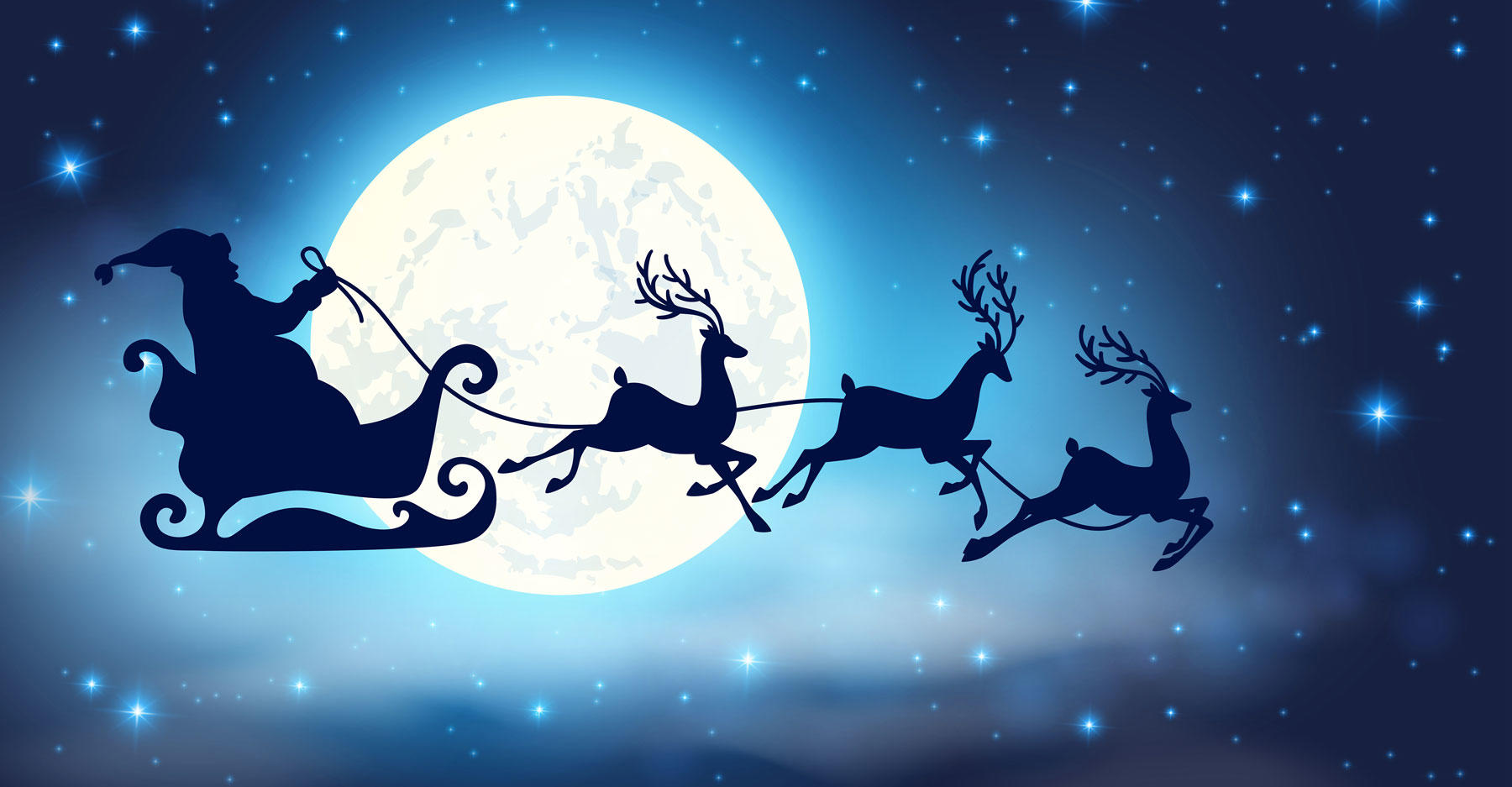 2017 December Full Moon >> Sole Christmas Full Moon for Six Decades Rises This Year | Discovery Blog | Discovery