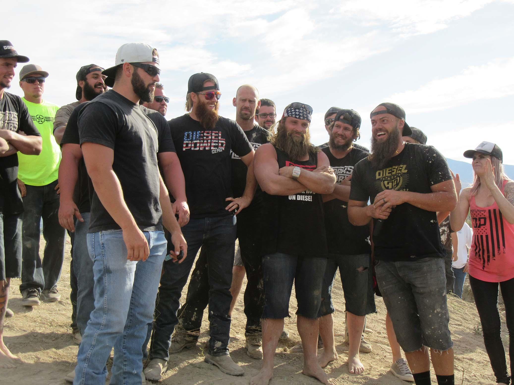 The DieselSellerz Crew