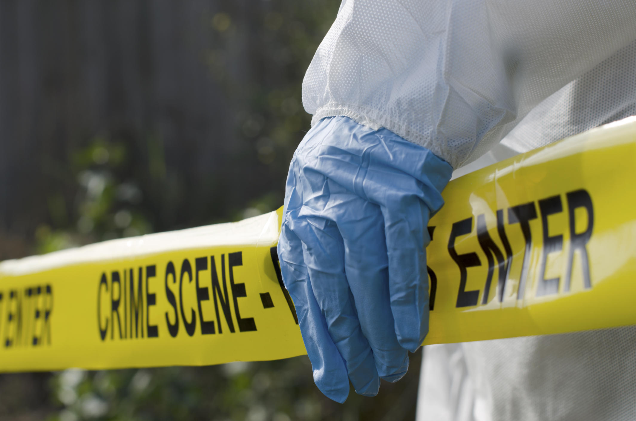 Crime Scene Tape - Thinkstock