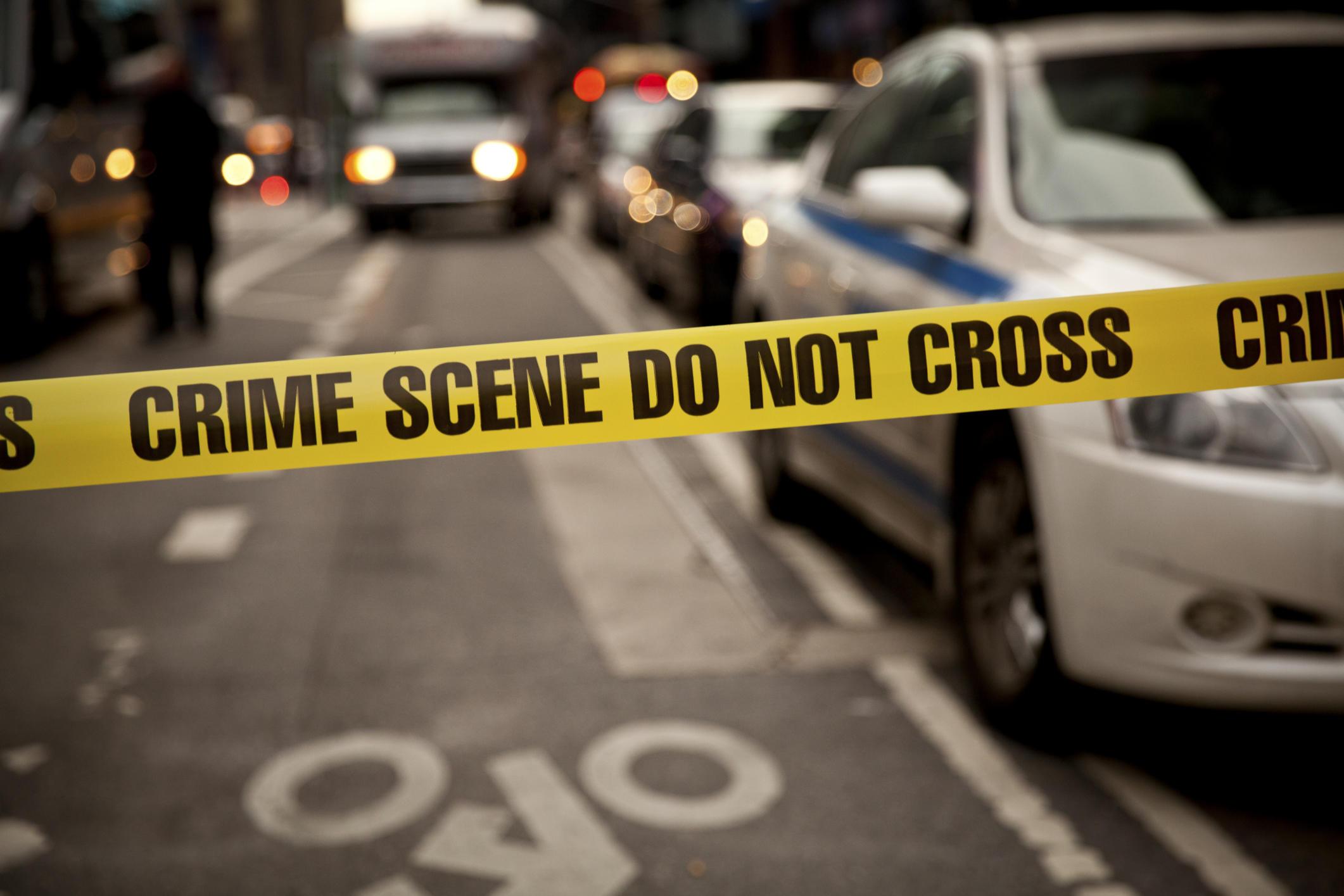 Crime Scene Tape - Thinkstock