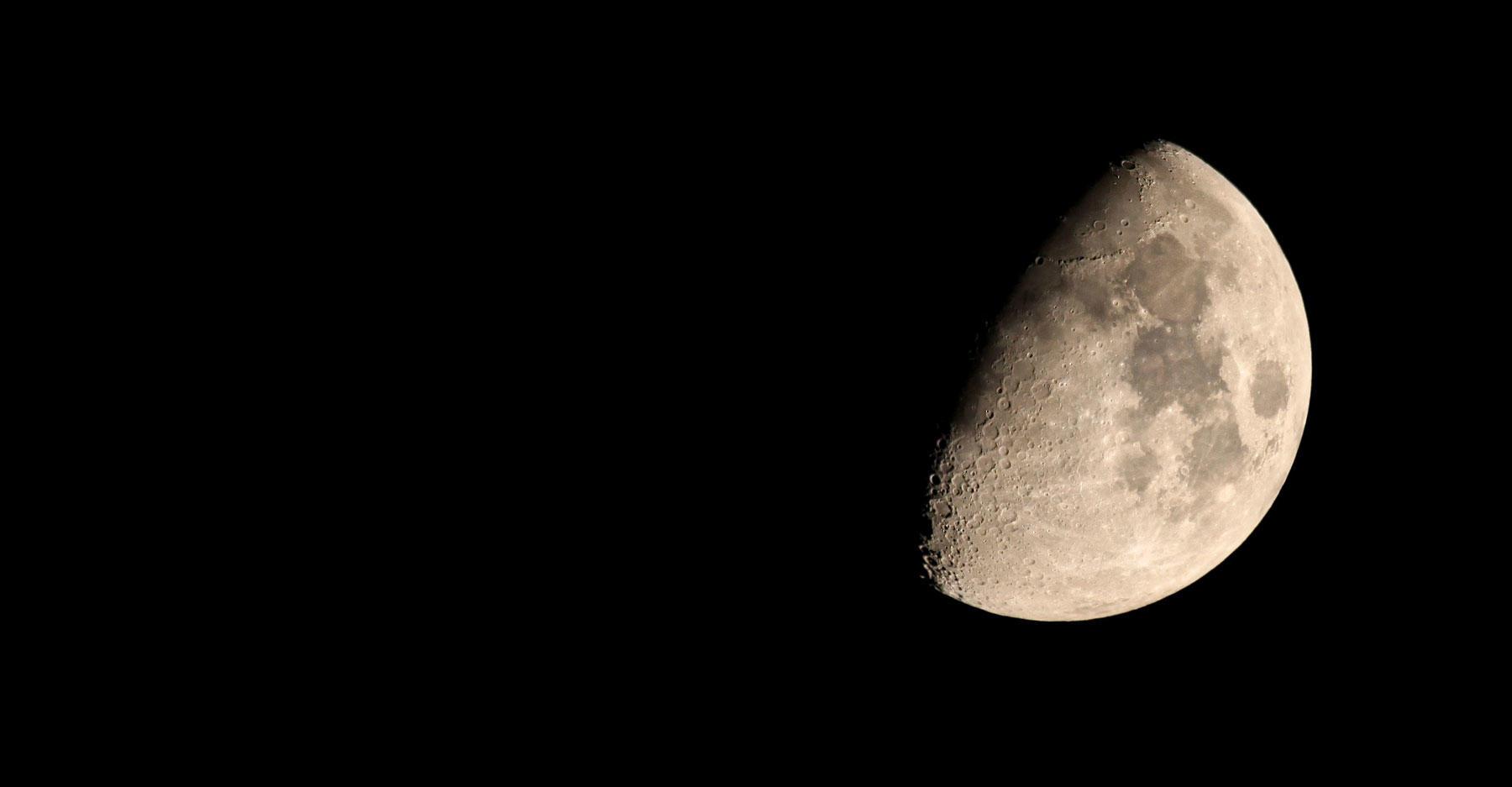 Moon in November 2013