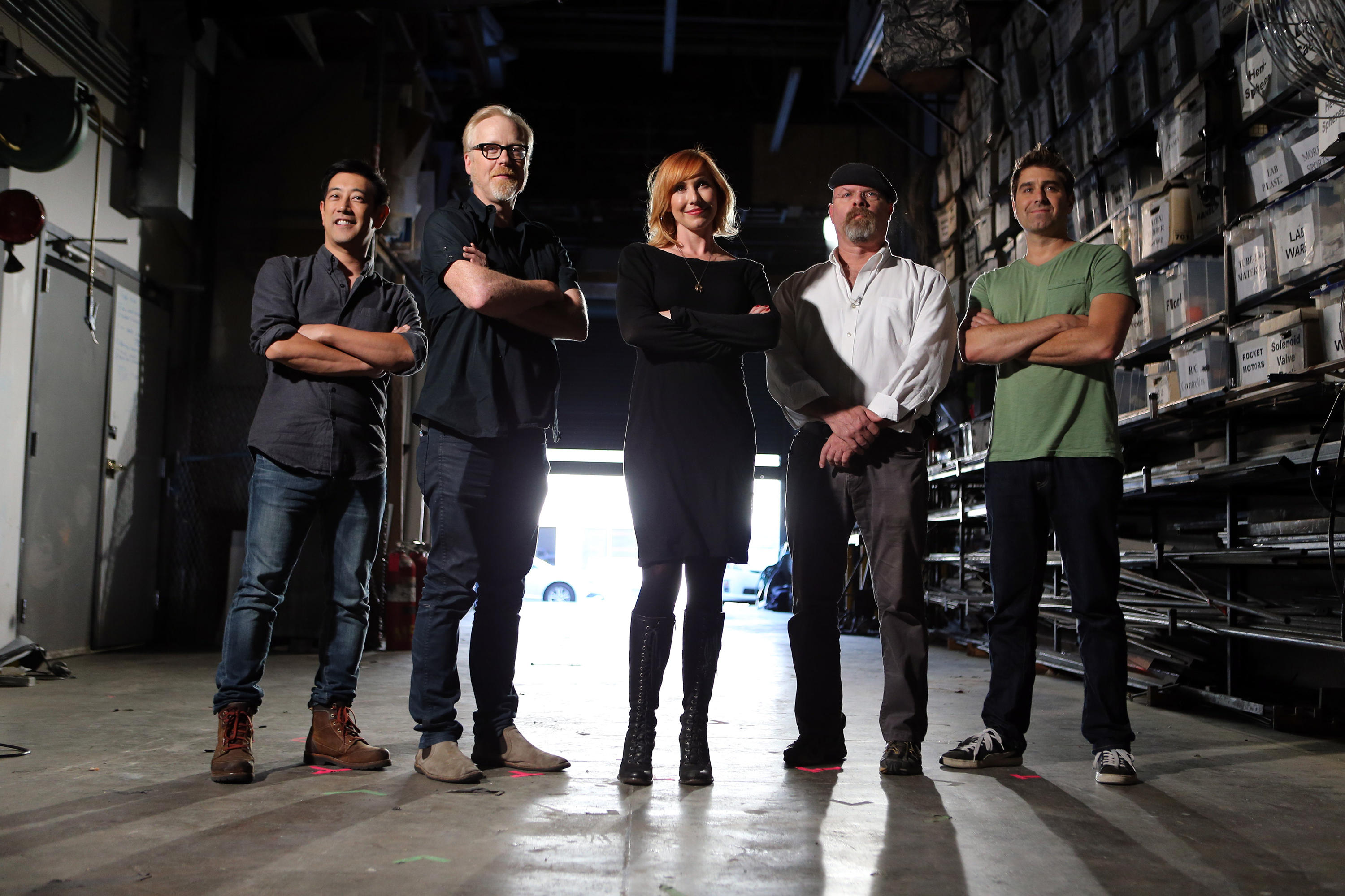 MythBusters Reunion