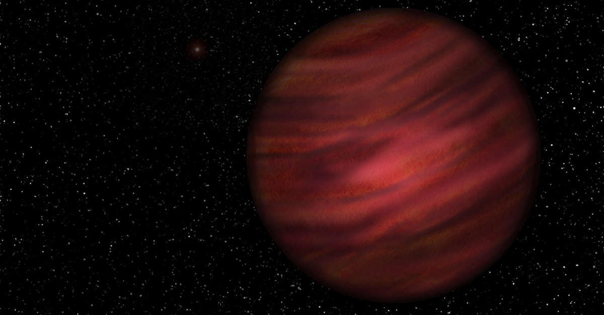 Orphan Planet May Have Estranged Parent Star