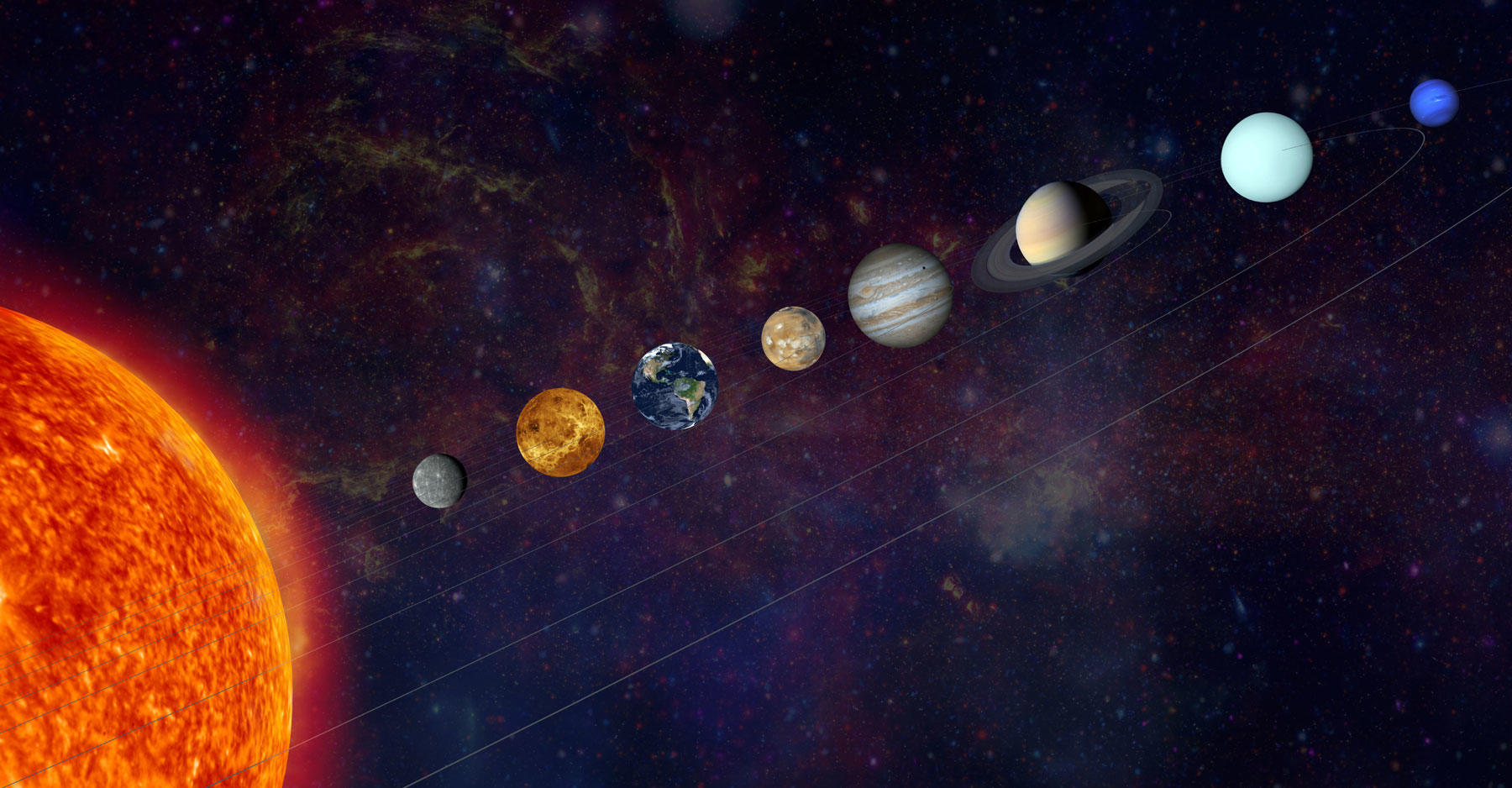 pictures of the planets - photo #13