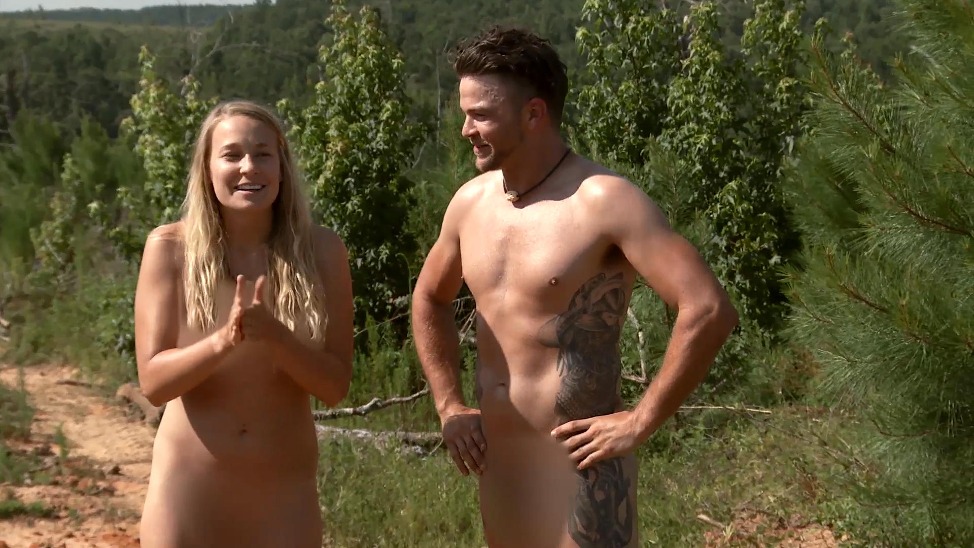 naked in afraid un