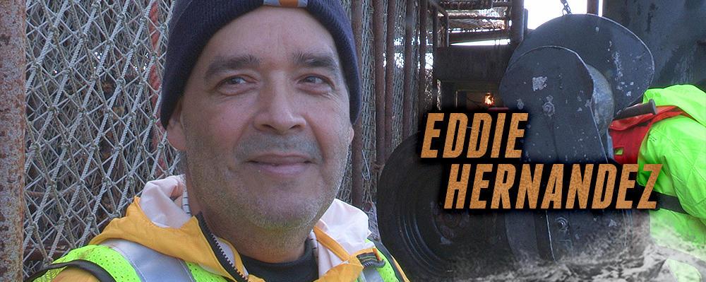 Eddie Hernandez of the Wizard