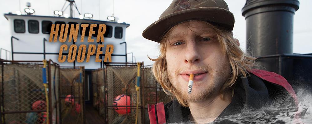 Hunter Cooper of the Cape Caution