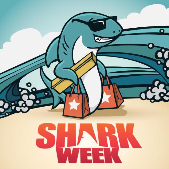 Macy's Shark Week Sweepstakes