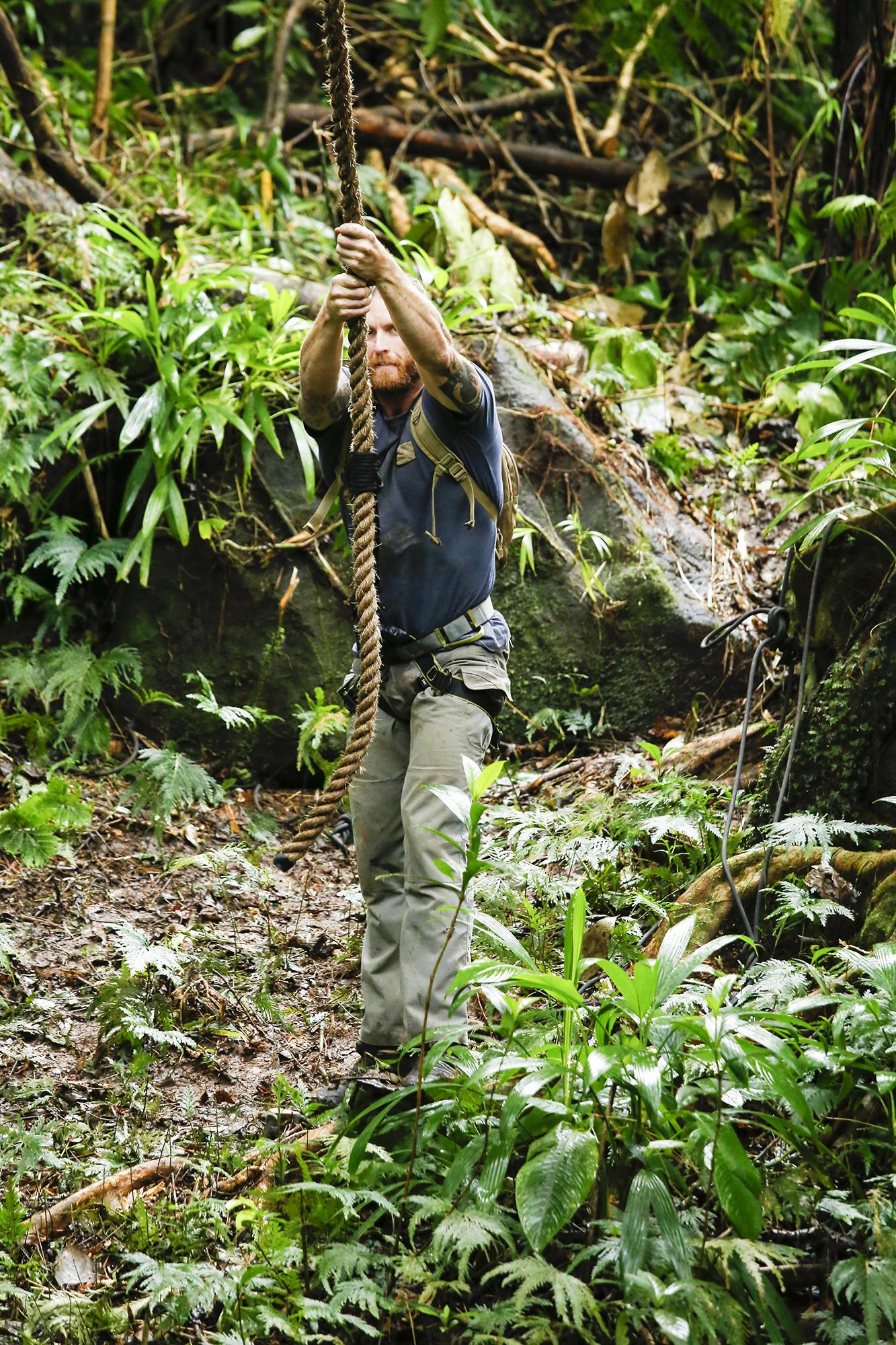 Tim Reames of American Tarzan