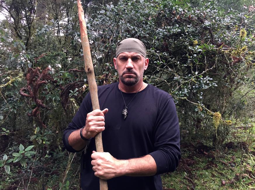 EJ Snyder for Dual Survival