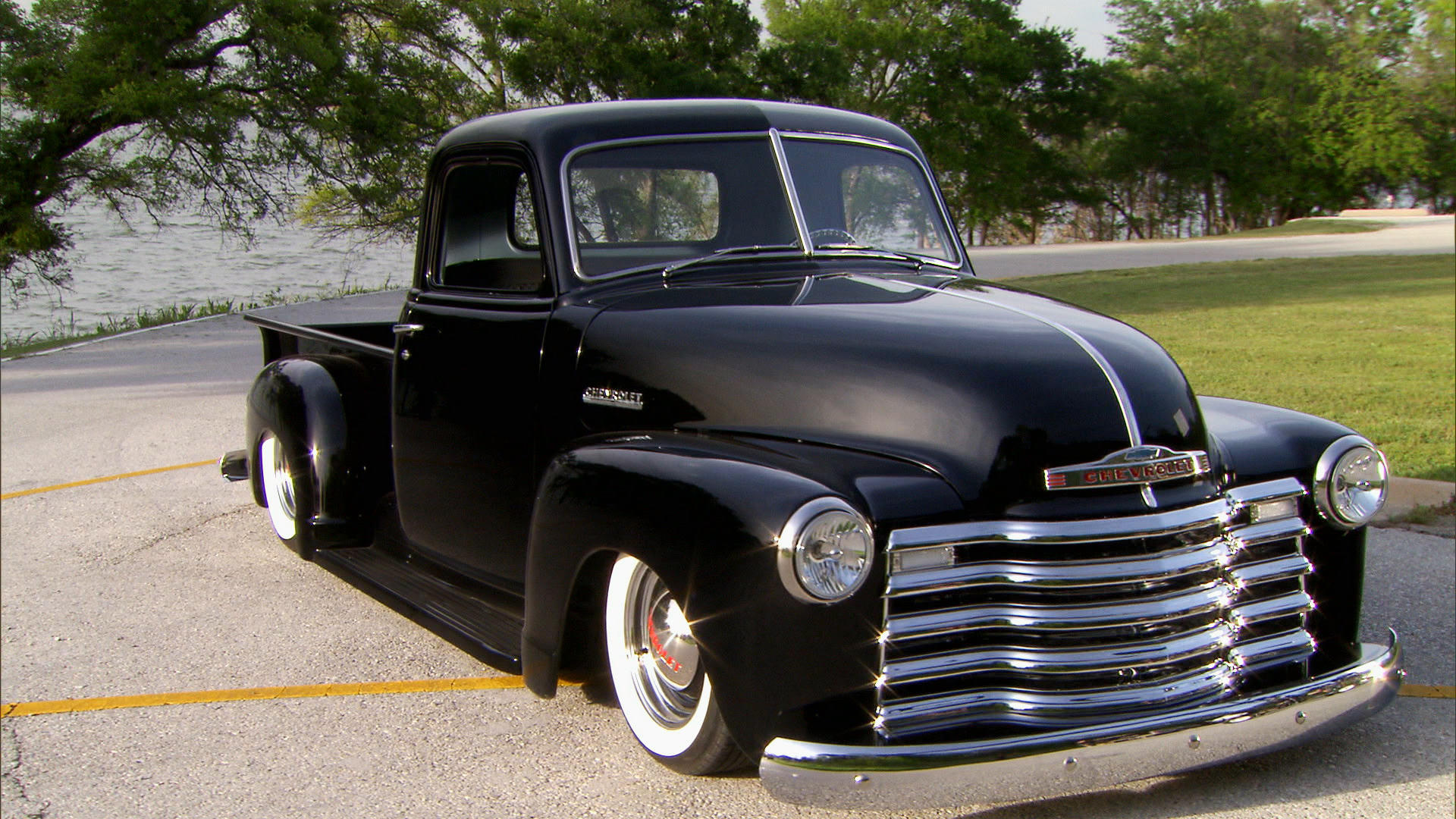 1949 chevy pickup fast n 39 loud discovery. Black Bedroom Furniture Sets. Home Design Ideas