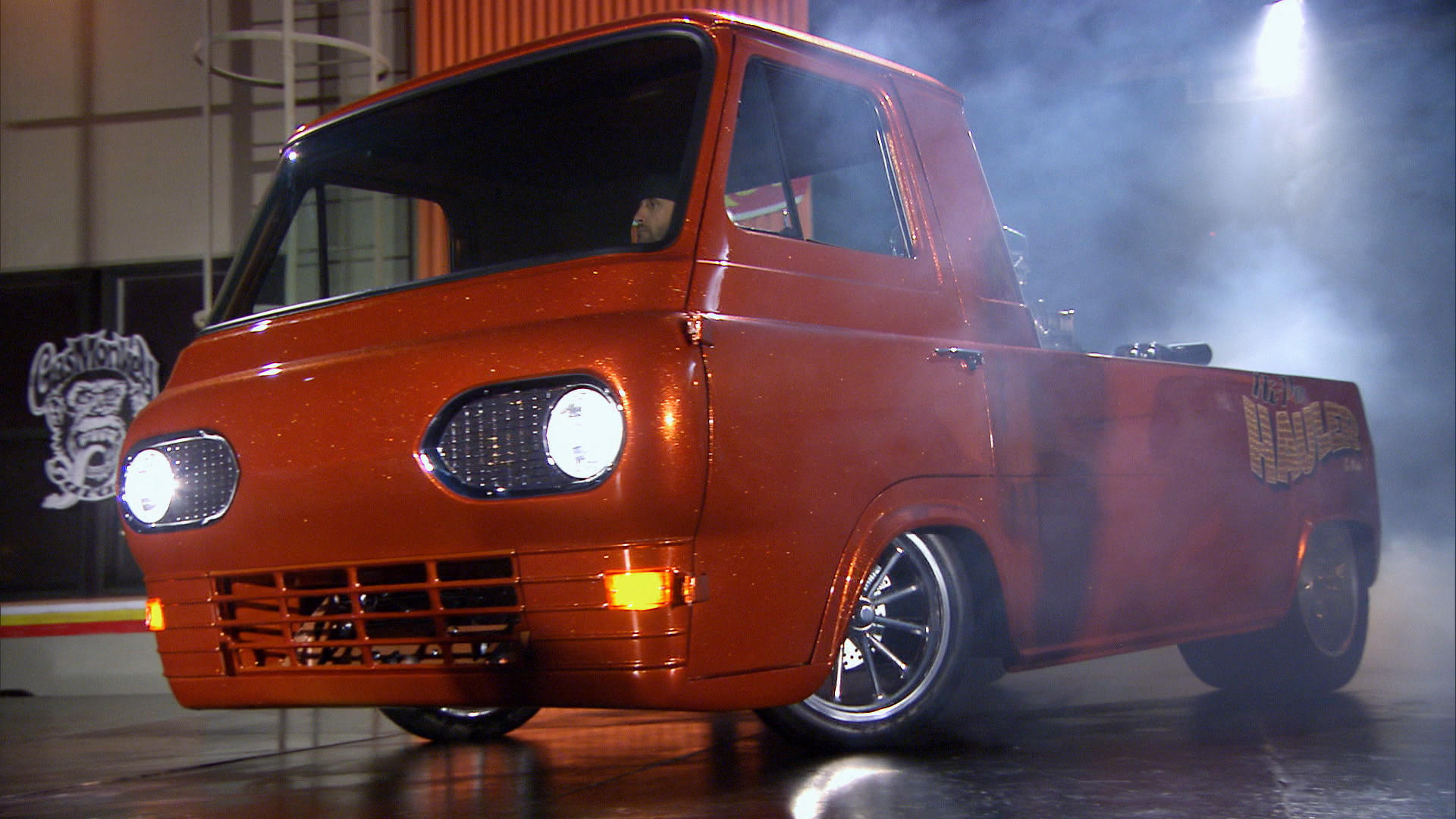 the 1963 ford econoline fast n 39 loud discovery. Black Bedroom Furniture Sets. Home Design Ideas