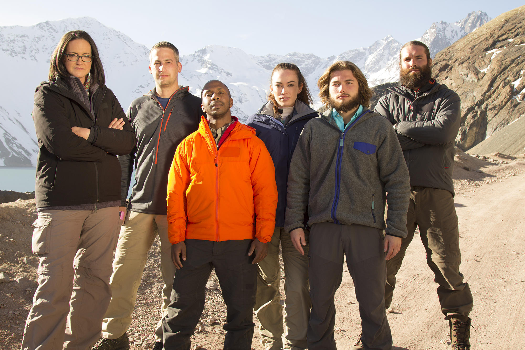 Photo of the survivalists from The Wheel