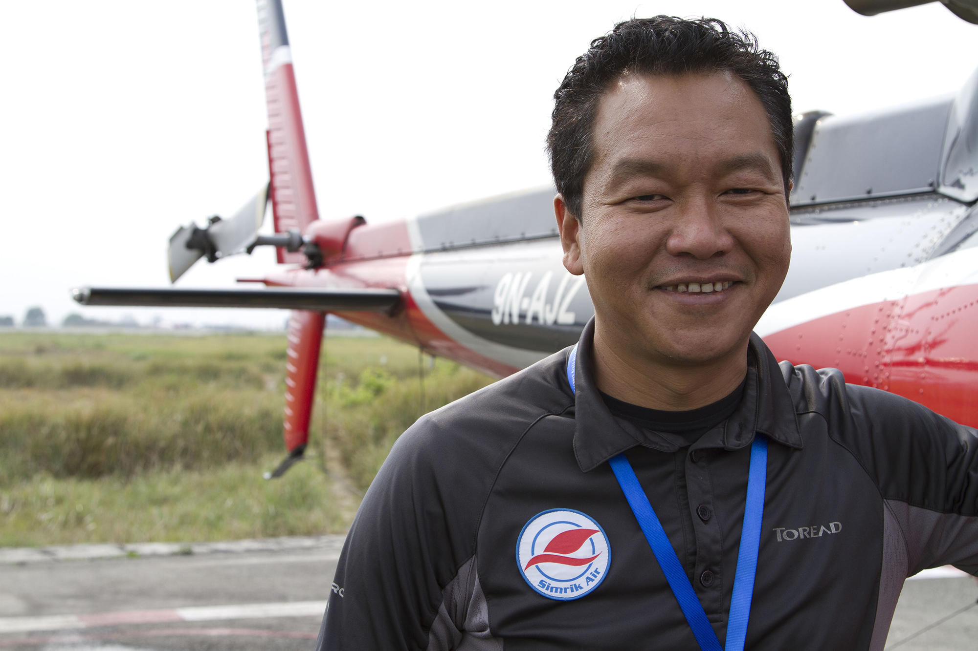 Siddartha Gurung