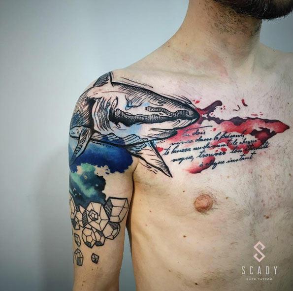 Scaddy Tattoo