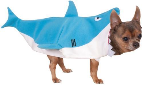 Rubie's shark dog costume