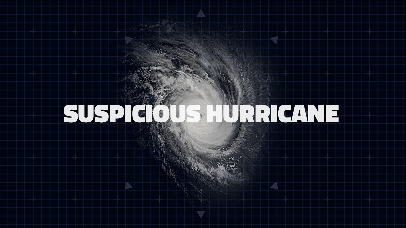 The Case of the Suspicious Hurricane