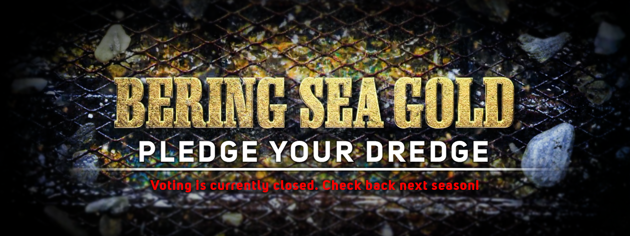 Pledge Your Dredge is Closed