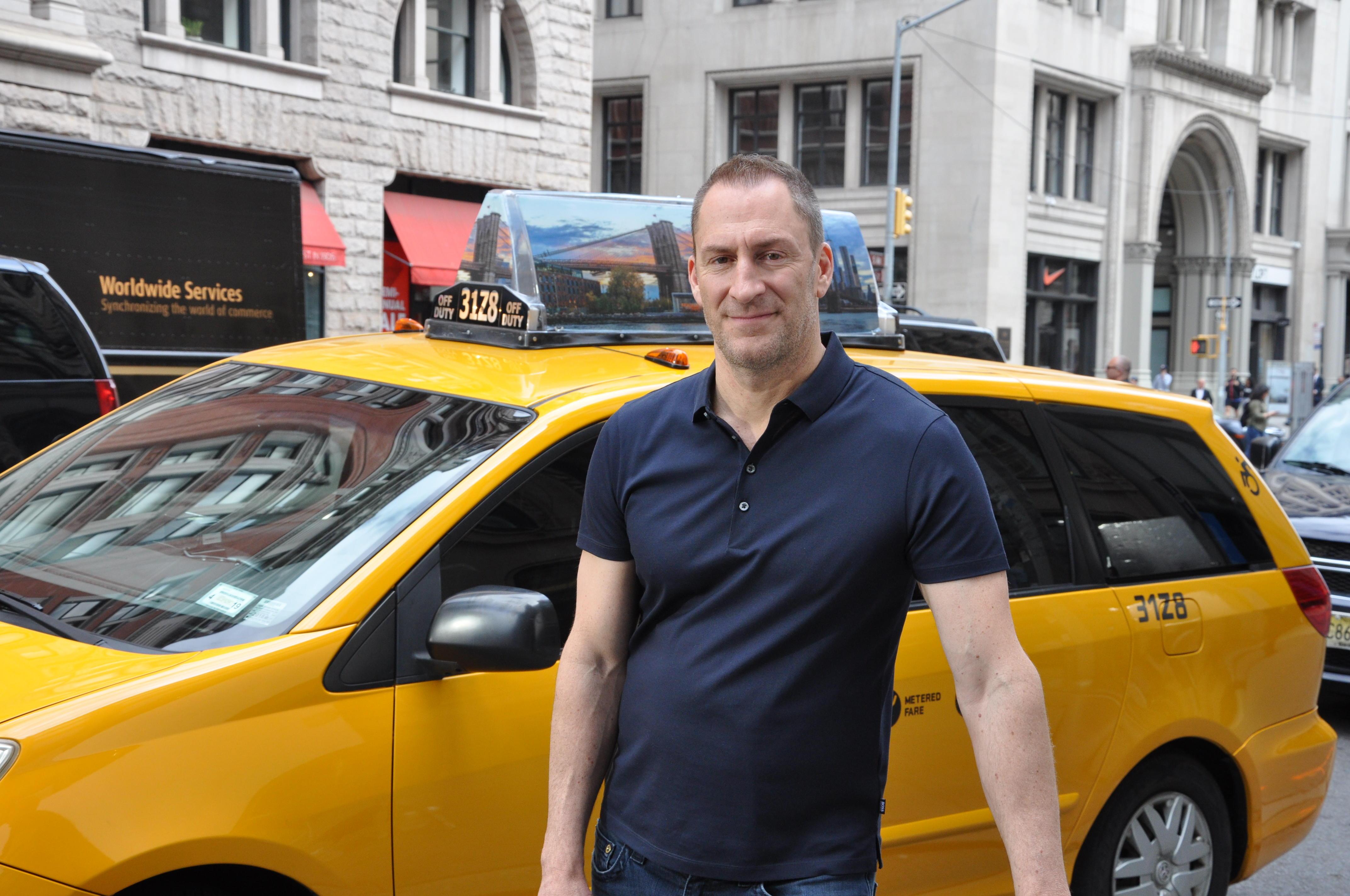 Cash Cab - Ben Bailey