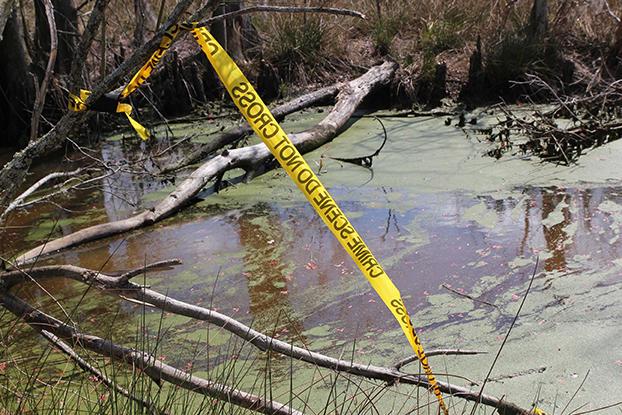 swamps2crime-scene-tape