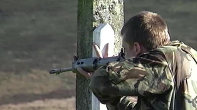 British SAS Fighting Secret War against Islamist Al ...  |British Sas Training
