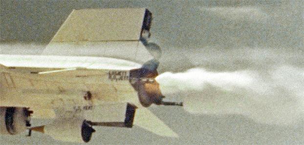 More than Mach 6 anyone?