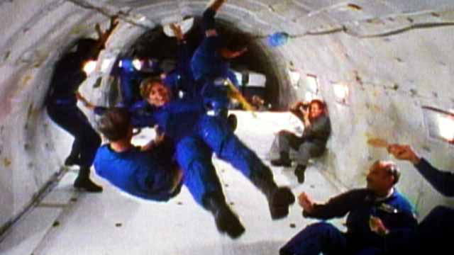 where do astronauts train - photo #2
