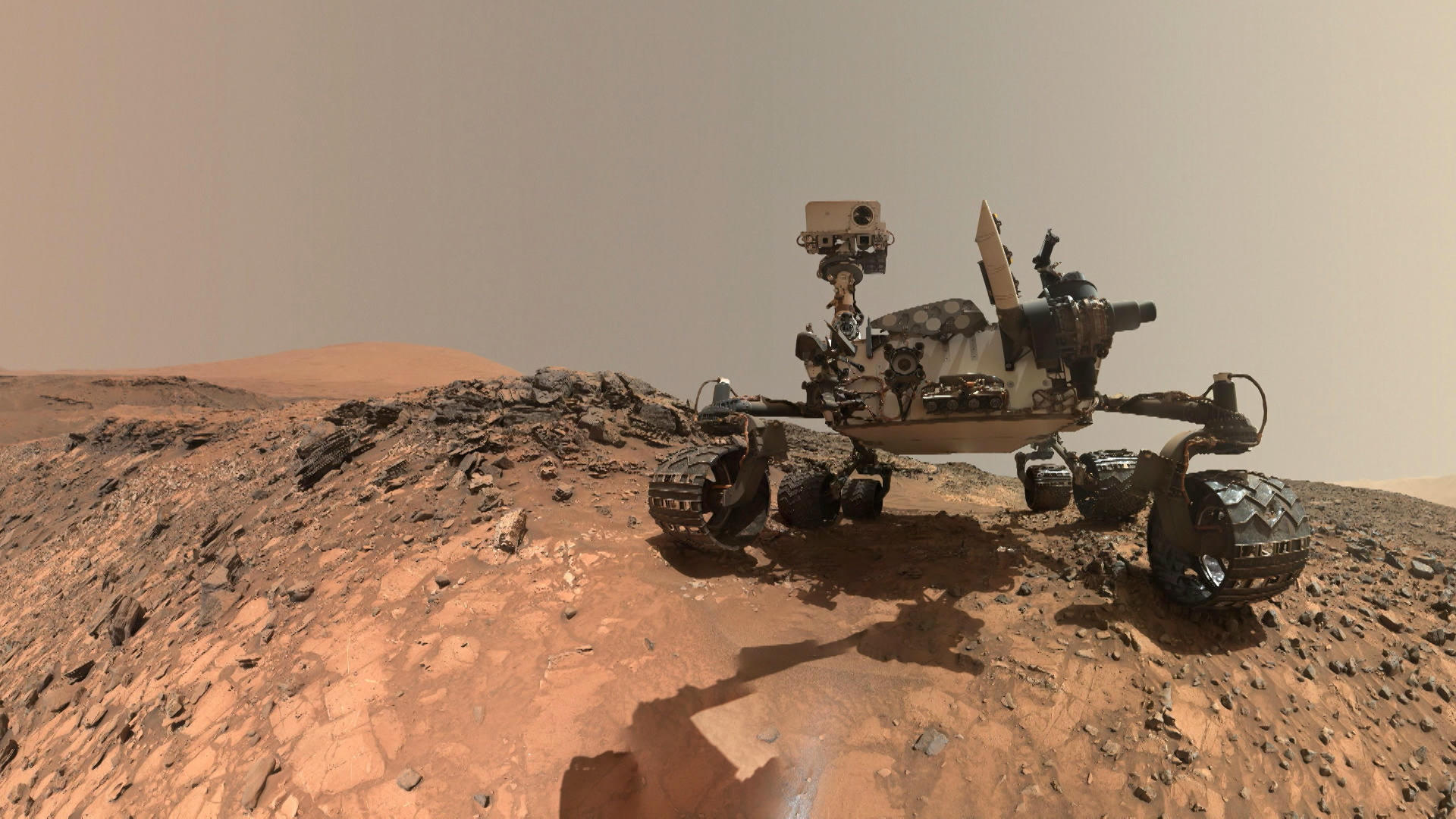 How Does NASA's Curiosity Rover Work? – Science Channel ...