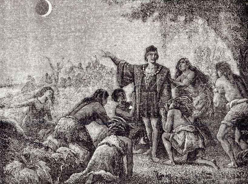نتيجة بحث الصور عن columbus lunar eclipse