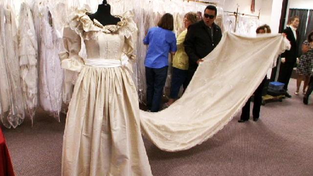 designer replica wedding dresses