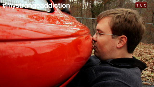 guy dating car my strange addiction