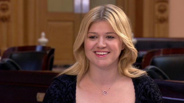 kelly clarkson learn how to fly