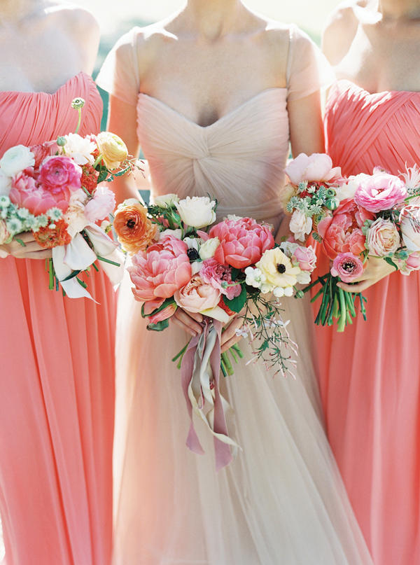 36 Breathtakingly Beautiful Ways to Add Pink to Your Wedding | TLCme ...