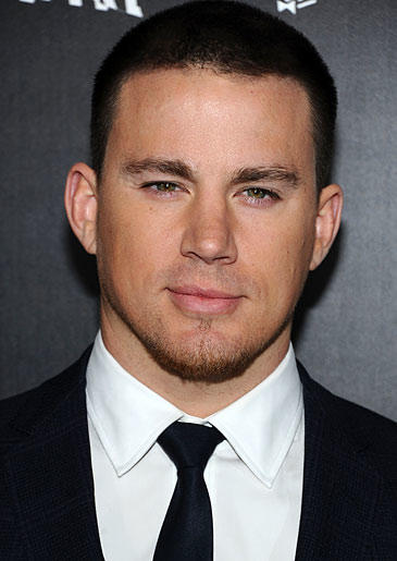 "Channing Tatum might be the most magical groom of the decade. He married his ""Step Up"" co-star Jenna Dewan in 2009."