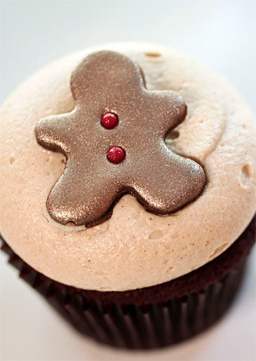Georgetown Cupcake serves up sweets throughout the year, but its Christmas treats are extra special!