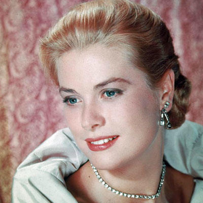 Grace Kelly first captured the hearts of moviegoers around the world as a major motion picture star and classic beauty. She gave up her life in Hollywood after her 1956 marriage to Monaco's Prince Ranier Grimaldi, with whom she had son Albert and daughters Caroline and Stephanie. Unfortunately, their happily-ever-after was cut short when she had a stroke while driving, resulting in a fatal crash.