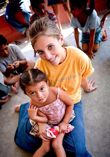 The Duggars in El Salvador